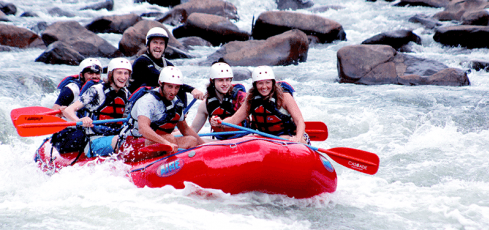 Chattanooga Whitewater Rafting Trips | Cascade Outdoors